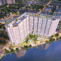 Căn hộ sân vườn 61m2, 2 phòng ngủ, Thuận An Bình Dương, thanh toán 30% nhận nhà