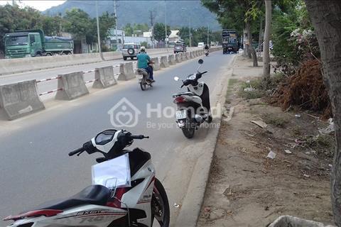 Cần bán lô đất 2 mặt tiền đường Nguyễn Tất Thành, Phước Đồng, Nha Trang
