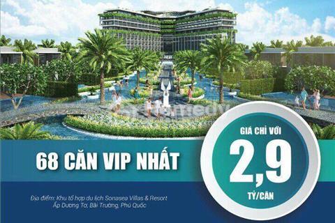 Mở bán căn hộ Best Western Premier view trực diện biển tại bãi Trường Phú Quốc