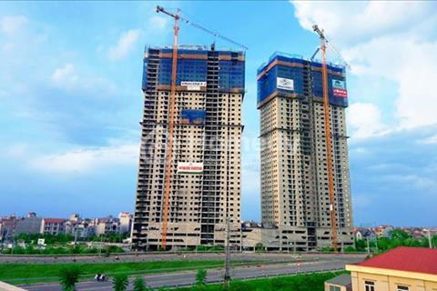 Bán căn hộ 76m2, giá 1,4 tỷ, tại cầu Nhật Tân, Vĩnh Ngọc, Đông Anh