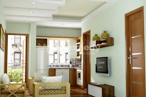 Bán gấp căn hộ mini 2 phòng ngủ ở Phạm Văn Đồng - 650 triệu