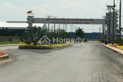 Bán nhanh lô đất đối diện khu công nghiệp Tân Kim