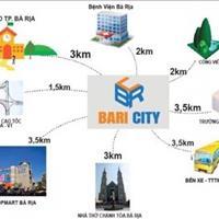 Đất nền Bari City Vũng Tàu đã có sổ mở bán lần 1