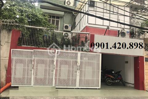 Cho thuê nhà nguyên căn đường Đặng Tất, Tân Định, Quận 1
