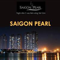 Chuyển nhượng nhanh căn hộ Saigon Pearl 2 phòng ngủ còn rất mới nội thất đầy đủ