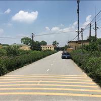 Hàng hot - Bán gấp 62m2 đất tại thôn 4 Đông Dư, Gia Lâm, mặt tiền 5m, nở hậu, ô tô đỗ cửa