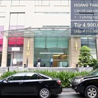 Hoàng Thành Tower - Cơ hội sở hữu căn hộ hạng sang, vị trí kim cương trung tâm Hà Nội