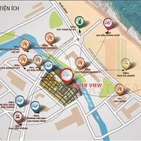 Bán đất dự án River View, khu đô thị bậc nhất Quảng Nam gần biển và giáp sông