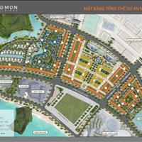 Bán lô VIP dãy A10 dự án Monbay Hạ Long, view quảng trường trung tâm