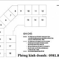 Cần bán gấp căn 69,99m2 tại dự án CT2A Thạch Bàn - Long Biên, giá gốc 12,22 triệu/m2