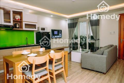 Cần cho thuê căn hộ 1 phòng ngủ gần đường Hồ Xuân Hương, thoáng mát, sạch sẽ
