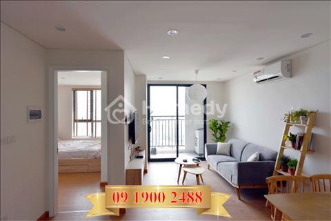 Hong Kong Tower cho thuê căn hộ 1 phòng ngủ 41,8m2, tầng trung, full đồ đẹp, ảnh thật