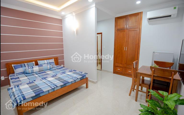 Căn hộ mini cho thuê, nội thất mới 100% tại Lý Thường Kiệt, trung tâm quận 10