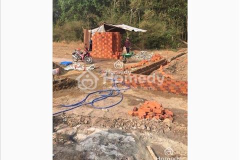 Đất thổ cư xây nhà trọ mặt tiền Hương Lộ 12 gía rẻ tiện ích đầy đủ