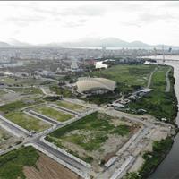 Bán đất Thăng Long mặt tiền sông Hàn nhìn qua Lotte