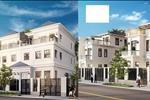 Khu đô thị Angel Beach Garden mang đến những ngôi biệt thự mang phong cách Á Đông kết hợp với kiến trúc Pháp.