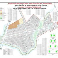 Bán lô đất dự án thương mại Tương Bình Hiệp, 65m2 trung tâm Thủ Dầu Một ngay quốc lộ 13