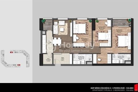 Tôi đang cần tiền nên bán gấp căn hộ số 02 tòa E2 dự án The Emerald, bán ngay
