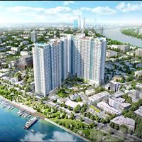 Charmington Iris quận 4, giới thiêu block Iris Luxury đẹp nhất dự án, view 3 mặt sông