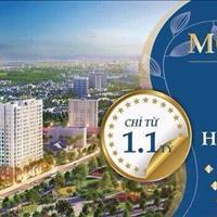 Bán căn hộ CT2B -1101, 92m2, ban công đông nam, view thành phố, 1,9 tỷ nội thất cơ bản