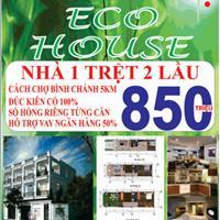 Khu đô thị Eco House miền đất hái ra tiền cho các nhà đầu tư