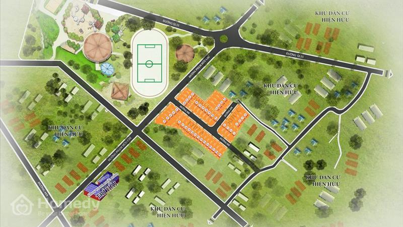 Dự án Khu dân cư Long Điền Center Bà Rịa Vũng Tàu - ảnh giới thiệu