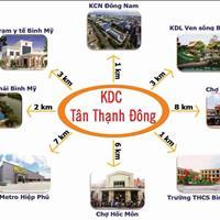 Khu dân cư Tân Thạnh Đông mảnh đất vàng đầu tư sinh lời nhanh, pháp lý rõ ràng, chuẩn nông thôn mới
