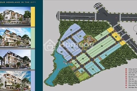 Dự án Dragon Center Point - Đất nền trung tâm Bà Rịa Vũng Tàu