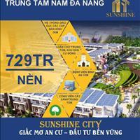 Đầu tư đất nền giá rẻ Nam Đà Nẵng - giá từ 729 triệu