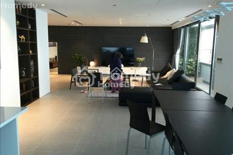 Cho thuê căn hộ 122m2, Diamond Flower, 3 phòng ngủ, đủ đồ, siêu đẹp