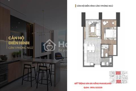 Cần bán căn F3-08 Risemount Apartment Da Nang - 1 phòng ngủ