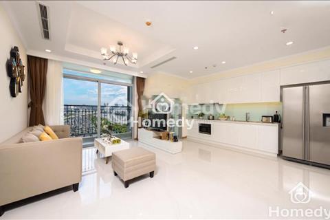 Cho thuê căn hộ 1 phòng ngủ full nội thất, nhà mới 100 %, giá 16 triệu/tháng