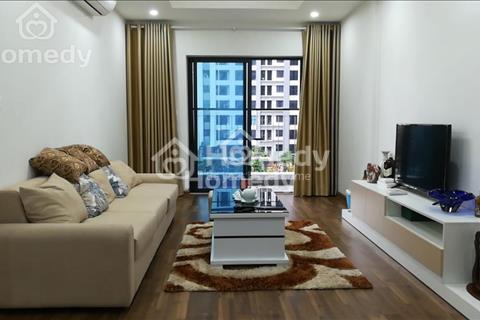 Cho thuê căn hộ Tràng An Complex, 105m2, 2 phòng ngủ, đồ cơ bản, 12 triệu