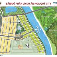 Đất biệt thư Hòa Quý giá rẻ view sông thông thẳng ra bãi tắm Sơn Thủy