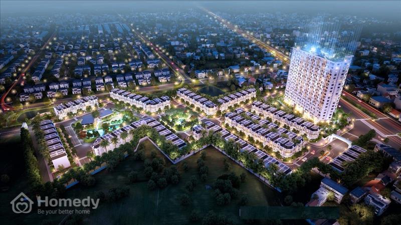 Dự án Khu đô thị Long Phú Residence Long An - ảnh giới thiệu