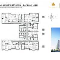 Bán căn hộ Penhouse tòa N01 - T5 Ngoại Giao Đoàn