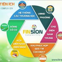 Finsion Complex City - An cư - Đầu tư sinh lời cao