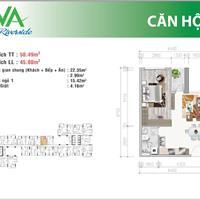 Cần tiền bán gấp căn 1 phòng ngủ Viva Quận 6 sắp bàn giao nhà