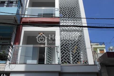 Bán nhà mặt tiền đường Tân Lập phường 4, Tân Bình, 4x16m, nhà 4 lầu, giá 9 tỷ thương lượng