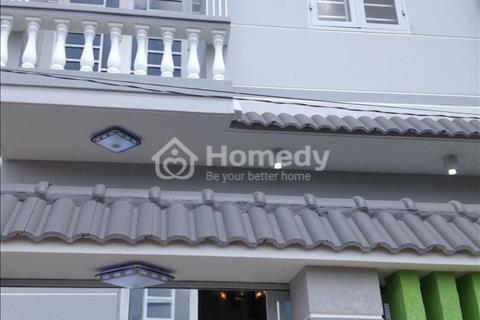 Cần tiền gấp bán nhà, 56,8m2, hẻm đường Hưng Phú, quận 8 giá rẻ