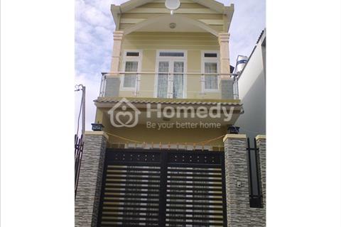 Bể nợ cần bán rất gấp nhà 1 triệt, 1 lầu 82,5m2 hẻm xe hơi đường Lê Văn Lương, Nhà Bè giá 2,85 tỷ