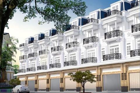 Còn 5 căn nhà mặt phố liền kề, Cần Đước, 1 trệt 3 lầu, vị trí đẹp, dễ dàng đầu tư với giá ưu đãi