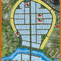 Bán đất nền mặt tiền ngay chợ Long Thượng, sổ hồng riêng