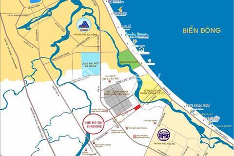 💎 Mở bán dự án đất nền Sunshine City Đà Nẵng- Vị trí đắc địa- Giá CHỈ TỪ 699tr/nền