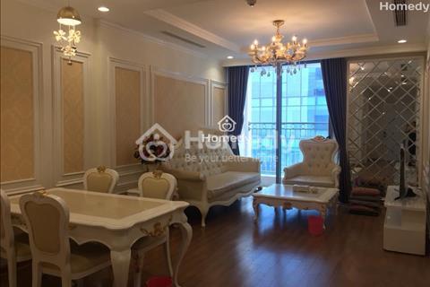 Cho thuê căn hộ Vinhomes Nguyễn Chí Thanh, 2 phòng ngủ, đầy đủ nội thất