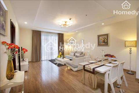 Cho thuê căn hộ chung cư 671 Hoàng Hoa Thám, Ba Đình, 90m2