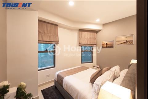 Cần cho thuê nhanh căn hộ Studio 1 phòng ngủ The Tresor quận 4 giá tốt.
