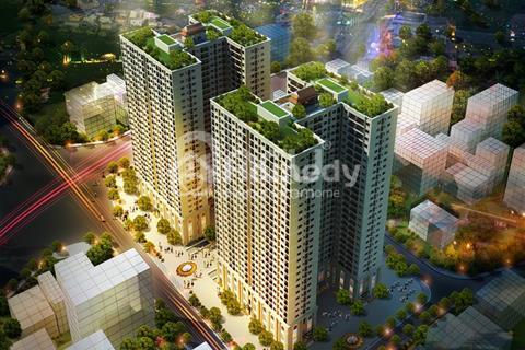 Cho thuê căn hộ cao cấp Hòa Bình Green City giá chỉ từ 8 - 12 triệu/tháng