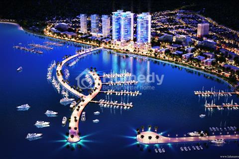 Bến du thuyền 5 sao mặt biển Nha Trang - chỉ 1,8 tỷ full nội thất 5 sao - hỗ trợ 70% không lãi xuất