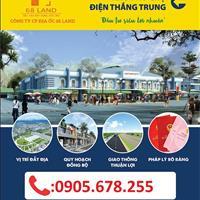 Bán đất khu phố chợ - nơi đầu tư kinh doanh buôn bán, giáp quốc lộ 1A, gía từ 8 triệu/m2